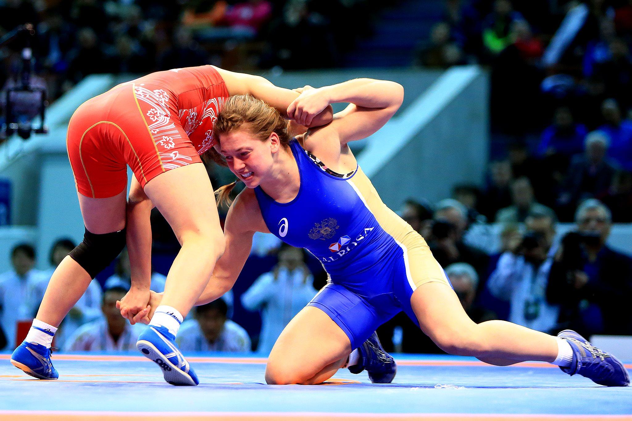 Белоруска стала победительницей на ЧМ по спортивной борьбе